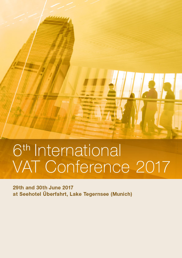 International VAT Conference 2017