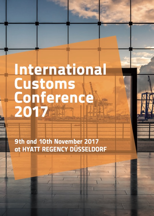 International Customs Conference 2017